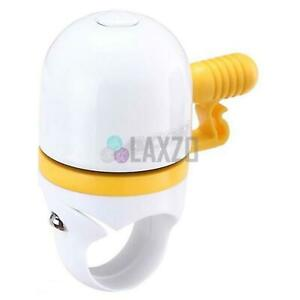 Mini Bell With Standard Clamp Acor Capsule White/Yellow