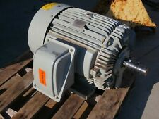 Westinghouse 60 Hp Electric Motor Aeeane 012 364t 3 Ph 230460v Rebuilt