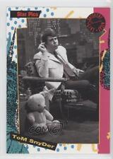 1992 Star Pics Saturday Night Live #105 Tom Snyder Non-Sports Card 0b6