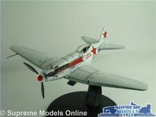 MIKOYAN GUREVITCH MODEL MIG-3 URSS AIRPLANE AIRCRAFT 1:72 SIZE IXO ATLAS WHITE T