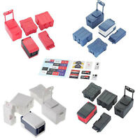 Storage Box Decoration Tool Set for 1:10 TRX4SCX10 RC Car Accessories