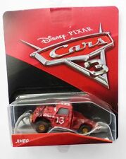 CARS 3 - JIMBO -  Mattel Disney Pixar