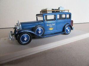 458L Eligor 1044 Mercedes 770 W07 Limousine Taxi Hotel Kaiser 1931 1:43