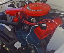FORD V8 HEAT ENGINE PAINT 400ml SPRAY SUIT GT GS XA XB XC GXL ORANGE Cleveland