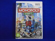 wii MONOPOLY STREETS Classic Monopoly Comes To Life Nintendo PAL