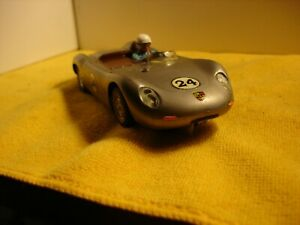 Vintage Revell Porsche RS60 slot car 1/24 offered by MTH