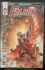 FALCON #4 (2018 MARVEL Comics) ~ VF/NM Book