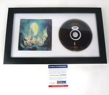 Richard Ashcroft The Verve Signed Autograph A Storm In Heaven CD PSA/DNA COA