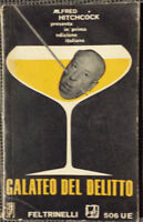 Galateo del delitto. Hitchcock