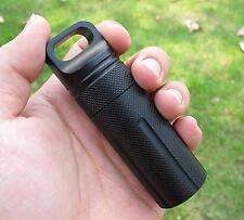 Survial Waterproof Capsule Match Battery Case