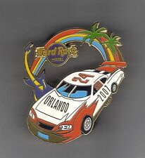 2007 Orlando Hard Rock Hotel Race Pin
