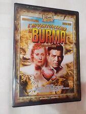 L'AVVENTURIERO DI BURMA - CINEMA AVVENTURA - FILM IN DVD - COMPRO FUMETTI SHOP