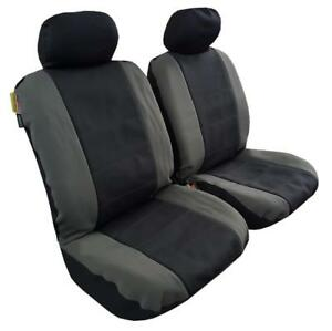 Neoprene 2pcs Front Universal Size Car Seat Covers For Holden Subaru Mazda