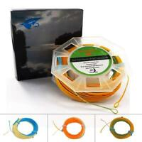 Aventik Floating Fly Fishing Line With Welded Loops Line ID WF3/4/5/6/7/8/9/10F
