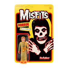 """Super7 The Misfits ReAction The Fiend Horror Business 3.75"""" Toy Action Figure"""