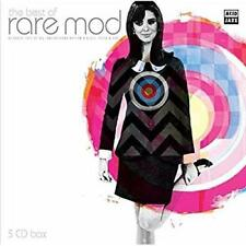 The Best Of Rare Mod - Various Artists (NEW 3CD)