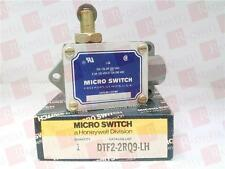 MICROSWITCH DTF2-2RQ9-LH (Surplus New In factory packaging)