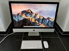 OVP Apple iMac 27 3.2 GHz 1tb HDD ATI Radeon Intel Core i3 SuperDrive Airport