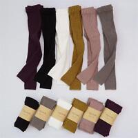 Baby Toddler Kids Boys Girls Cotton Warm Pantyhose Socks Stockings Tights 0-5Y U