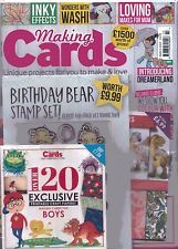Making Cards Magazine - March 2017