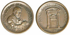 Medaglia Anno Giubilare della Redenzione Anno Santo Straordinario 1983 #MD4099