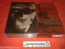 LA PLANETE DES SINGES EDITION COLLECTOR NUMEROTEE COFFRET 6 DVD COMPLET