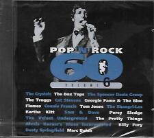 CD album: Compilation: Pop' N' Rock 60 Vol. 6. Polygram. X