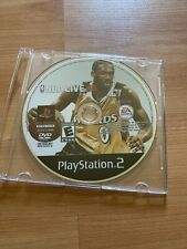 NBA LIVE 08 - PS2 - GAME DISC ONLY