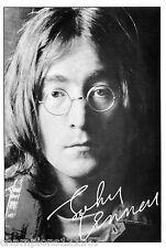 John Lennon ++Autogramm++   ++Beatles Legende++
