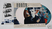 STING:LP-PICTURE DISC-LIMITED(SOUVENIR PRESSING)UK EX