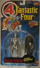 SILVER SURFER Action Figure Fantastic Four Series  Toy Biz 1994 MOC HTF