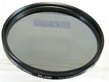 Hoya polarizador filtro lens polarizing polarizer circular 77mm 77 e77 427 (3)