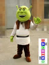 Shrek Fairytale Mascot Costume - Party Monster Disney - Plush Ogre
