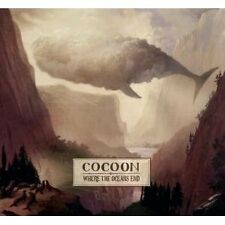 COCOON WHERE THE OCEANS ENDS LIMITED 2 CD AMERICAN BOY