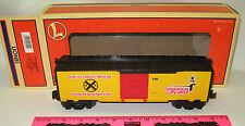 Lionel 6-26201 Operation Lifesaver boxcar