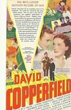 DAVID COPPERFIELD(1935)W.C. FIELDS ORIGINAL HERALD!!!