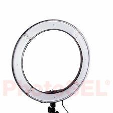 PhotoSEL ler55m 55W Studio Foto / Video alla regolazione LED Anello Luce Illuminazione FLASH