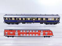 CQ512-0,5# Märklin H0/AC Salonwagen Rheingold (aus 4228) Licht DRG NEM KKK, s.g.