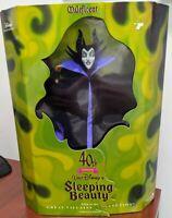 MALEFICENT Disney Great Villains Collection Doll Sleeping Beauty Mattel NIB 1998