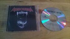 CD Metal Airbourne - Live It Up (2 Song) Promo WARNER MUSIC sc