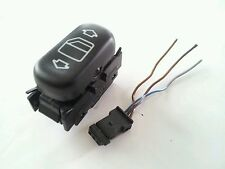 MERCEDES W202 C230/C220/C280 REAR POWER WINDOW SWITCH (LEFT OR RIGHT) 3 WIRES