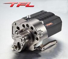 TFL 1/10 RC Car DIY AXIAL SCX10 T10 Pro D90 Crawler Front Gearbox Transmission