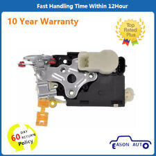 New Front Left Side Power Door Lock Actuator & Integrated Latch Assembly For GM