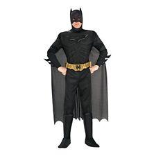 Déguisement Batman adulte avec Muscles Noir XL