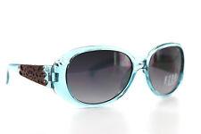 Elle Kinder Sonnenbrille / Kids Sunglasses EL18251 BL Blau Glas Grau-verlauf