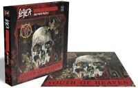 Slayer South of Heaven 500 pc jigsaw puzzle 410mm x 410mm (ze)