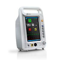 Equipment Medical 7 Inch TFT Display Multi-parameter Patient Monitor Promotions