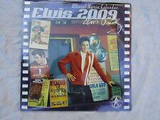 ELVIS CALENDAR 2009 OFFICIAL film calendar  New & Sealed still