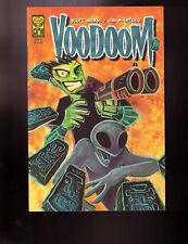 Voodoom Oni Press Scott Morse Jim Mahfood