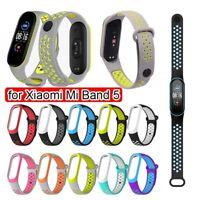 Für Xiaomi Mi Band 5 Armband Weiches Silikon Armband Miband 5 Band Armband De
